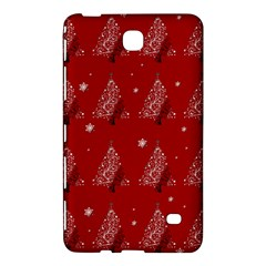 Christmas Tree   Pattern Samsung Galaxy Tab 4 (7 ) Hardshell Case  by Valentinaart