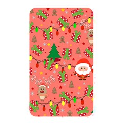Santa And Rudolph Pattern Memory Card Reader by Valentinaart