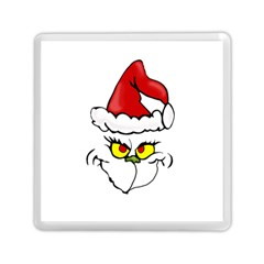 Grinch Memory Card Reader (square)  by Valentinaart