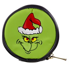 Grinch Mini Makeup Bags