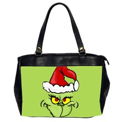 Grinch Office Handbags (2 Sides)