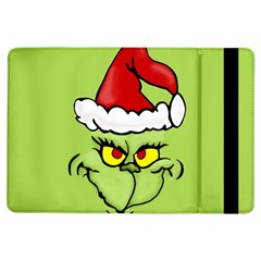 Grinch Ipad Air Flip by Valentinaart