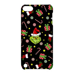 Grinch Pattern Apple Ipod Touch 5 Hardshell Case With Stand