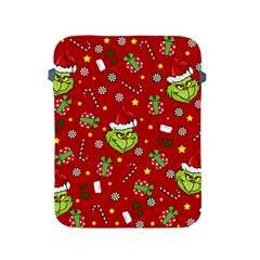 Grinch Pattern Apple Ipad 2/3/4 Protective Soft Cases