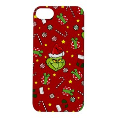 Grinch Pattern Apple Iphone 5s/ Se Hardshell Case
