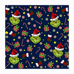 Grinch Pattern Medium Glasses Cloth