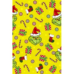 Grinch Pattern 5 5  X 8 5  Notebooks by Valentinaart