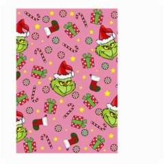 Grinch Pattern Large Garden Flag (two Sides)