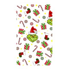 Grinch Pattern Memory Card Reader by Valentinaart