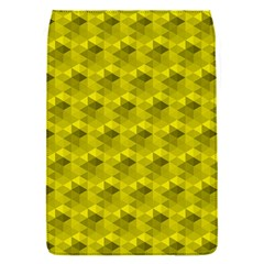 Hexagon-cube-bee Cell- Lemon Pattern Flap Covers (s)