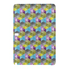 Hexagon Cube Bee Cell 1 Pattern Samsung Galaxy Tab Pro 12 2 Hardshell Case by Cveti