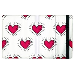 All Cards 09 Apple Ipad 3/4 Flip Case by SimpleBeeTree