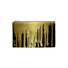 Drip Cold Cosmetic Bag (small)  by 8fugoso