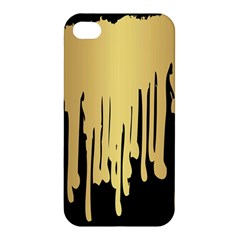 Drip Cold Apple Iphone 4/4s Hardshell Case by 8fugoso