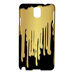Drip Cold Samsung Galaxy Note 3 N9005 Hardshell Case by 8fugoso