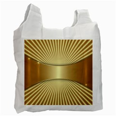 Gold8 Recycle Bag (one Side) by 8fugoso