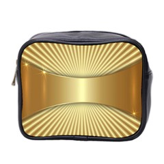 Gold8 Mini Toiletries Bag 2 Side by 8fugoso