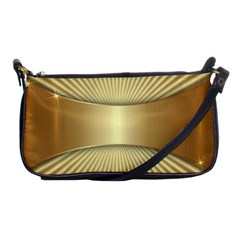 Gold8 Shoulder Clutch Bags by 8fugoso