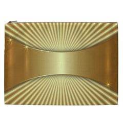 Gold8 Cosmetic Bag (xxl)  by 8fugoso
