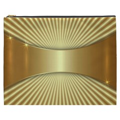 Gold8 Cosmetic Bag (xxxl)  by 8fugoso