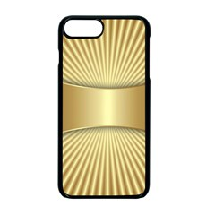 Gold8 Apple Iphone 7 Plus Seamless Case (black) by 8fugoso
