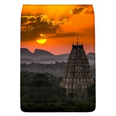 Beautiful Village Of Hampi Flap Covers (l)  by Celenk
