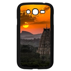 Beautiful Village Of Hampi Samsung Galaxy Grand Duos I9082 Case (black) by Celenk