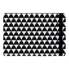 Diamond Pattern Black White Apple Ipad Pro 10 5   Flip Case by Cveti