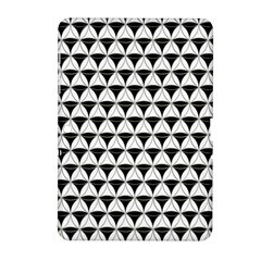 Diamond Pattern White Black Samsung Galaxy Tab 2 (10 1 ) P5100 Hardshell Case  by Cveti