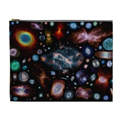 Galaxy Nebula Cosmetic Bag (xl)