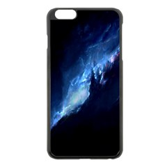 Nebula Apple Iphone 6 Plus/6s Plus Black Enamel Case by Celenk