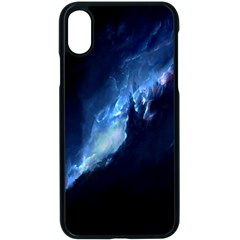 Nebula Apple Iphone X Seamless Case (black)