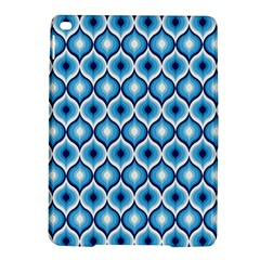 Blue Leaves Eyes Ipad Air 2 Hardshell Cases by Cveti
