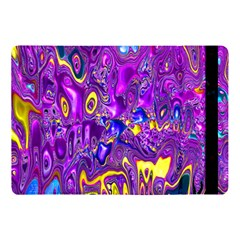 Melted Fractal 1a Apple Ipad Pro 10 5   Flip Case by MoreColorsinLife