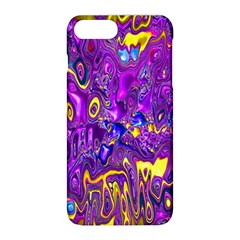 Melted Fractal 1a Apple Iphone 8 Plus Hardshell Case