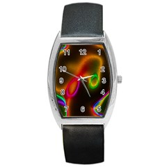 Vibrant Fantasy 4 Barrel Style Metal Watch