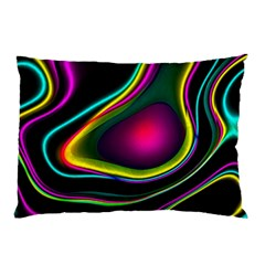 Vibrant Fantasy 5 Pillow Case by MoreColorsinLife