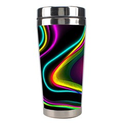 Vibrant Fantasy 5 Stainless Steel Travel Tumblers by MoreColorsinLife