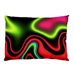 Vibrant Fantasy 1b Pillow Case by MoreColorsinLife
