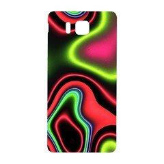 Vibrant Fantasy 1b Samsung Galaxy Alpha Hardshell Back Case by MoreColorsinLife