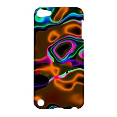 Vibrant Fantasy 8 Apple Ipod Touch 5 Hardshell Case by MoreColorsinLife