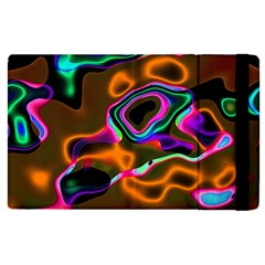 Vibrant Fantasy 8 Apple Ipad Pro 12 9   Flip Case by MoreColorsinLife