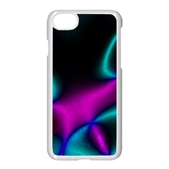 Vibrant Fantasy 3 Apple Iphone 8 Seamless Case (white) by MoreColorsinLife