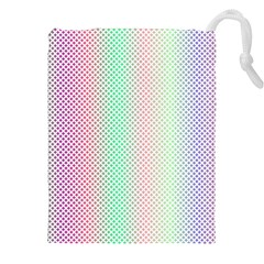 Pattern Drawstring Pouches (xxl) by gasi