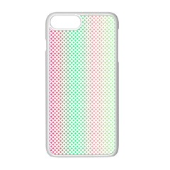 Pattern Apple Iphone 8 Plus Seamless Case (white) by gasi
