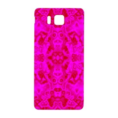 Pattern Samsung Galaxy Alpha Hardshell Back Case by gasi
