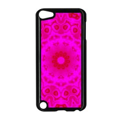 Pattern Apple Ipod Touch 5 Case (black) by gasi