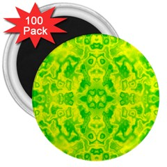 Pattern 3  Magnets (100 Pack) by gasi