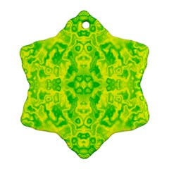 Pattern Ornament (snowflake) by gasi