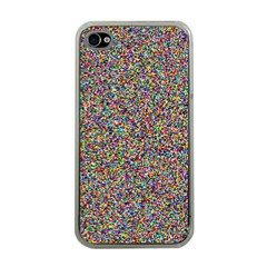 Pattern Apple Iphone 4 Case (clear) by gasi